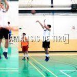 Análisis de tiro. Campus Baloncesto JGBasket