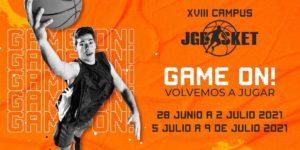 Campus Baloncesto Madrid. JG Basket. 18ª Edición. Colegio Nueva Castilla. El Ensanche de Vallecas